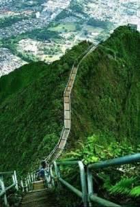 Stairway to Heaven Oahu Hawaii