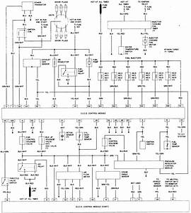 1984 Nissan 720 Wiring Diagram