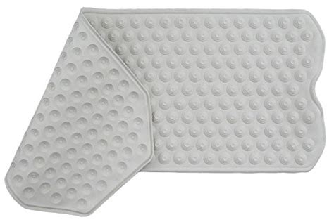 bathtub mat no suction cups ripid bathroom accessories no suction cup bath mat