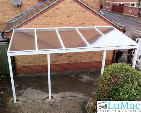 Lean To Car by Carports And Canopies Canopy For Driveway