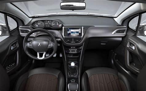 Interni Peugeot 2008 by Peugeot 2008 V 237 Deo Consumo Pre 231 Os E Itens Das Vers 245 Es
