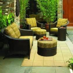 outdoor patio decorating ideas for asian natutical and tropical patios