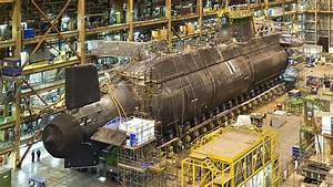 Navy test huge new hunter-killer submarine as it completes ...
