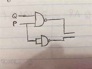 Making A Logic Circuit With Only Nand Gates
