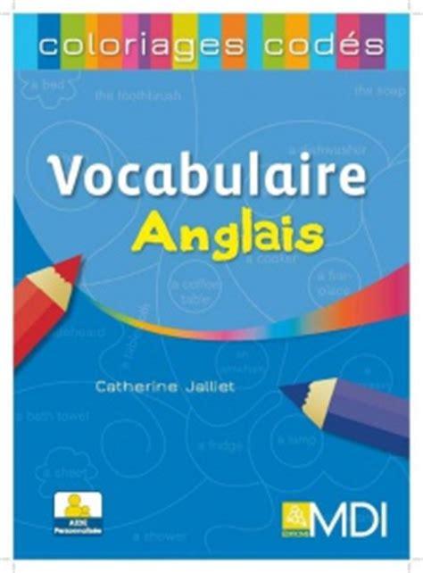 anglais vocabulaire cuisine coloriages codés vocabulaire anglais cycles 2 et 3