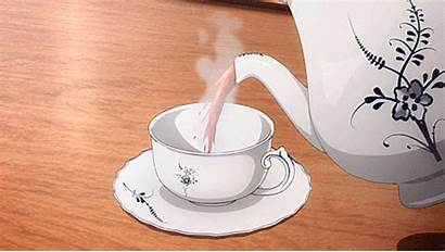 Anime Aesthetic Tea Gifs Animated Reaperturas Bento