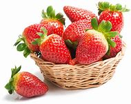 Strawberry Fruit Basket