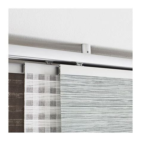 Ceiling Mount Curtain Track Ikea by 1000 Images About Panel Curtains On Flats