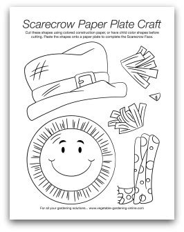 scarecrow preschool activities preschool activities and printable learning activities 742