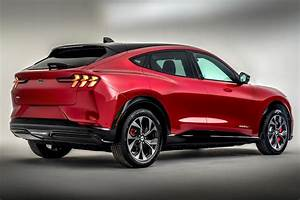New Ford Mustang Mach-E electric SUV arrives with 370-mile range | MK Local Motoring