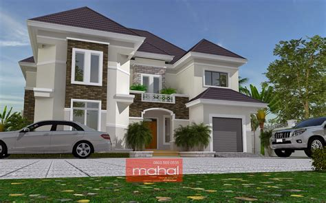 Contemporary Nigerian Residential Architecture