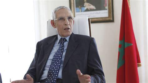 Lahcen Daoudi, Ministre De L'enseignement Supérieur, De La