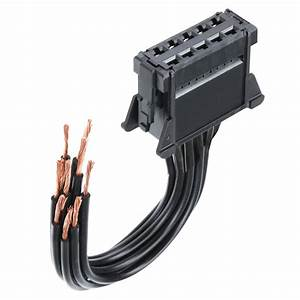 Heater Blower Resistor Wiring Harness Connector For