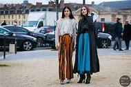 Paris Street Style Fall 2017