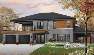 multi level home designs inspiration d 233 du plan de maison multi logements w3046
