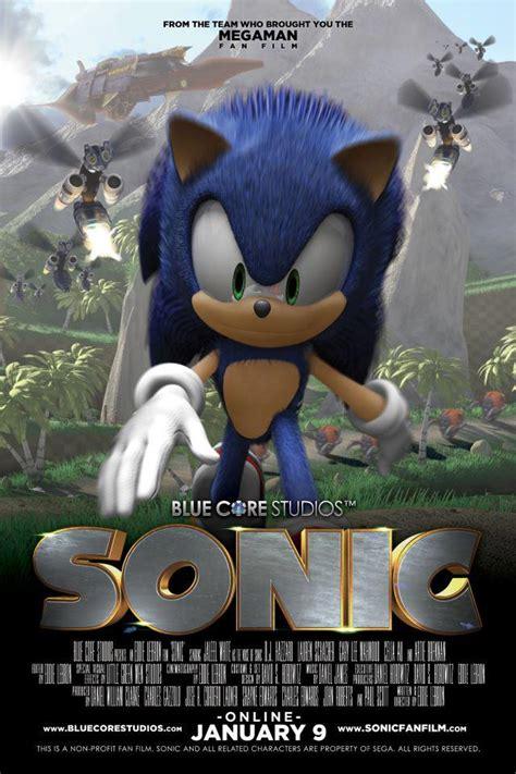 sonic  hedgehog  action film sonic  hedgehog