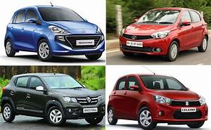 Best Automatic  Amt Cars In India Under Rs  6 Lakh  2019