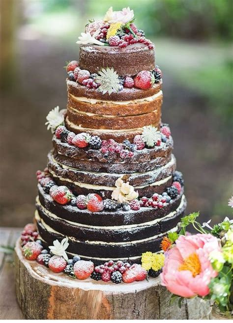 Top 2017 Trending Wedding Cakes Brides At The Preserve