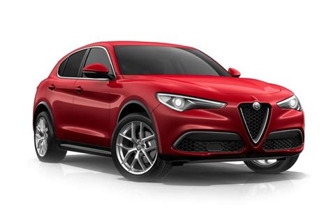 lease alfa romeo stelvio estate  turbo  dr auto