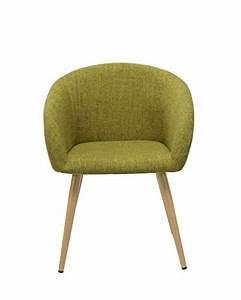 Chaise Scandinave Jaune Moutarde : chaise salle manger en tissu lin couleur moutarde ~ Teatrodelosmanantiales.com Idées de Décoration