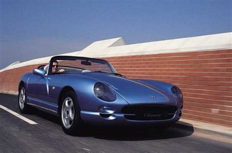 2000 Tvr Chimaera Review