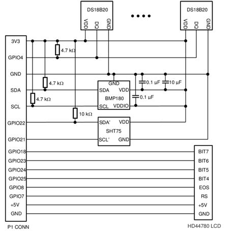 Circuit Schematic The Sht Uses Modified Bus
