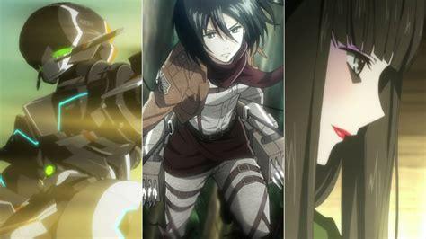 five anime you should be this season kotaku