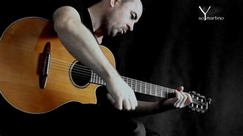 One By Metallica Acoustic Fingerstyle Guitar Cover + Tabs