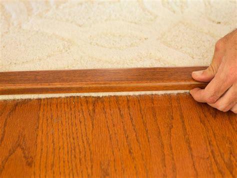 hardwood floor carpet transition transition carpet to hardwood meze blog