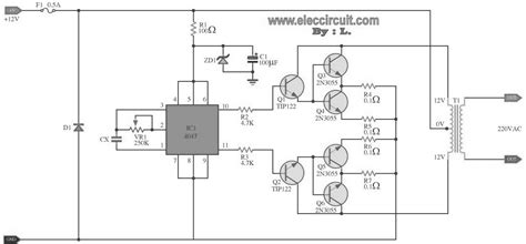 Inverter Diagram Archives Circuit Products