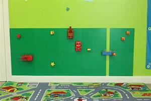 Easy Lego Sensory Wall Vertical LEGO Kids Room Decor