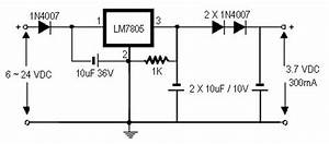 3 7v lithium ion battery charger circuit diagram li ion With diy power bank circuit board liion lipolymer protect board charger