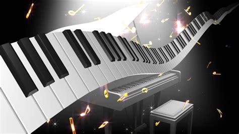 notes score  keyboard stock footage video
