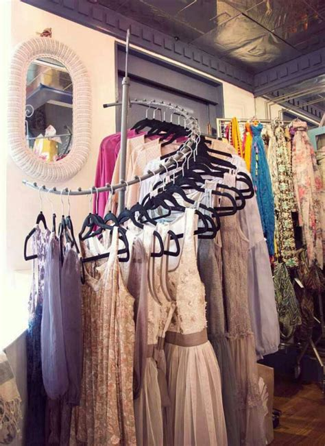 Boutique Clothing Display Racks