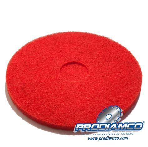 Gorilla Floor Padding 16 by Gorilla 174 Floor Pads Discos De 16 Rojo Para Limpieza De
