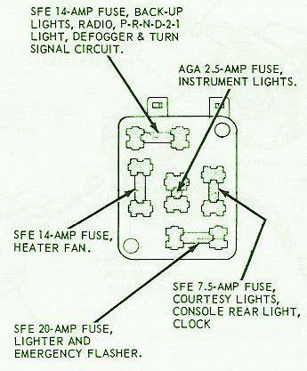 Emergency Flasher Circuit Wiring Diagrams