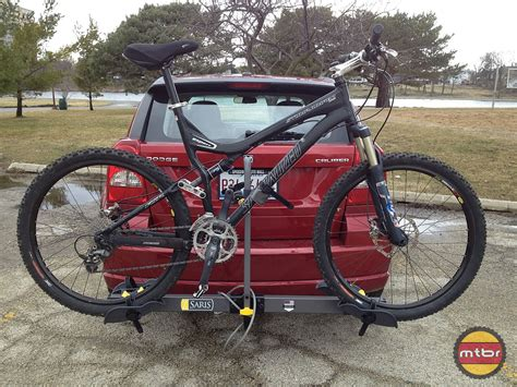 mountain bike hitch rack review 21 lb saris freedom hitch tray rack mountain