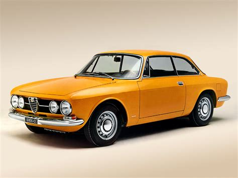 1968 Alfa Romeo Gtv Photos, Informations, Articles