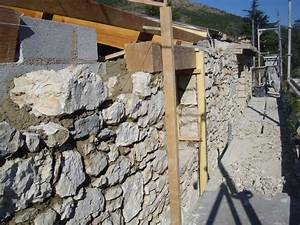 Construction En Pierre : pierre de construction homeisu ~ Premium-room.com Idées de Décoration