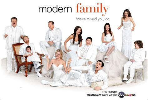 comics entertainment tv review modern family