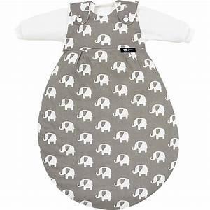 Alvi Schlafsack Baby : schlafsack baby m xchen special edition elephants grey ~ Watch28wear.com Haus und Dekorationen