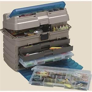 Plano U00ae 759 Guide Rack System Tackle Box