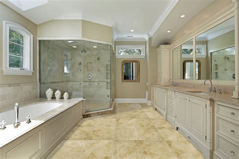 best type of flooring for bathroom remodeling projects new bathroom floors what