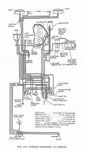 1951 Willys Pickup Wiring Diagram