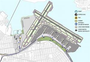 Laguardia Airport Diagram