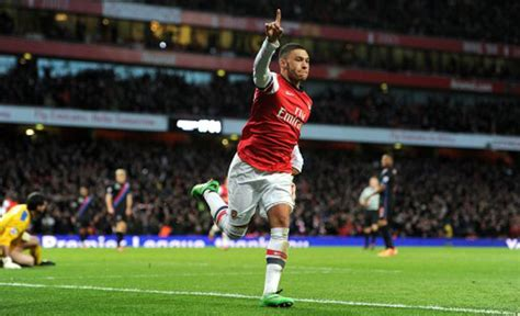 Arsenal 2-0 Crystal Palace – Ox In The Box Sends Gunners ...