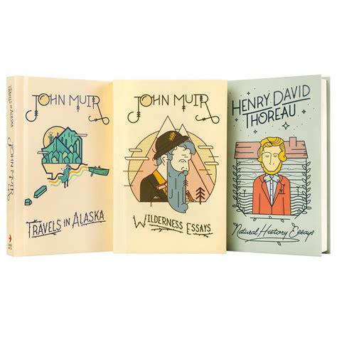 wilderness classics muir john david henry books juniperbooks whitman walt