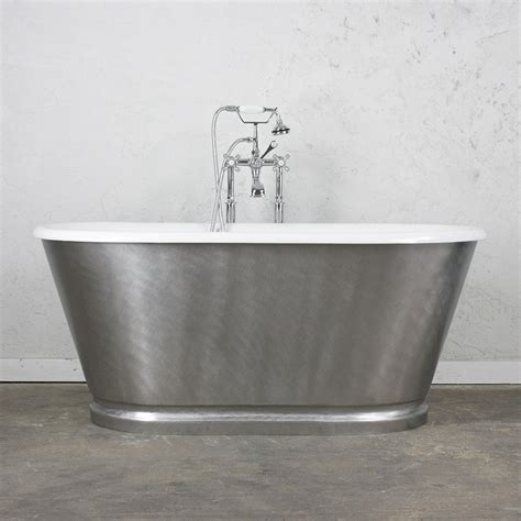 stainless steel tub prices the royston61 61 quot cast iron ended tub with