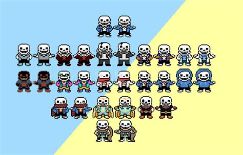 Sans Au Sprite Pictures To Pin On Pinterest