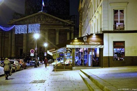 Le Comptoir Du Pantheon by Le Comptoir Du Pantheon Quartier